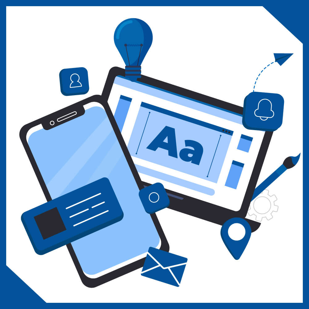Best methodology to use for developing a web-based or mobile-based application.