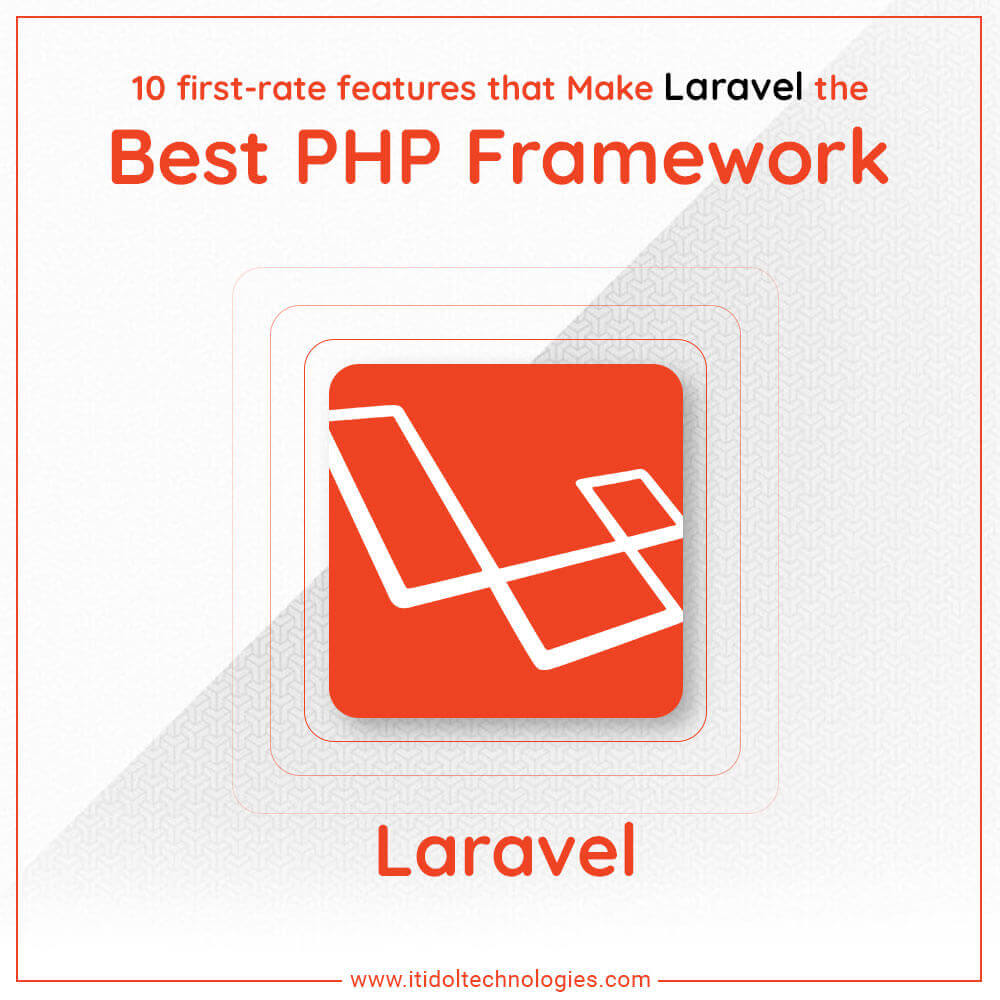 10 first-rate features that Make Laravel the best PHP Framework
