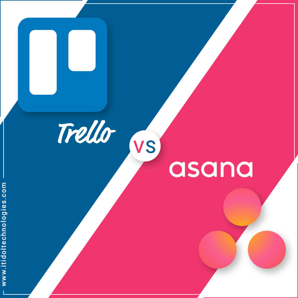 Trello vs Asana (vs the whole thing Else)